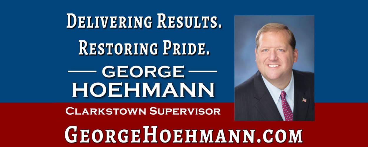 George Hoehmann. Delivering Results. Restoring Pride.